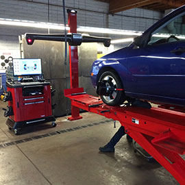 Camarillo Car Care Wheel Alignment