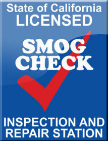 State of California Licensed Inspection and Repair Station for Camarillo