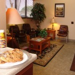 Comfortable waiting room | Camarillo Car Care Center