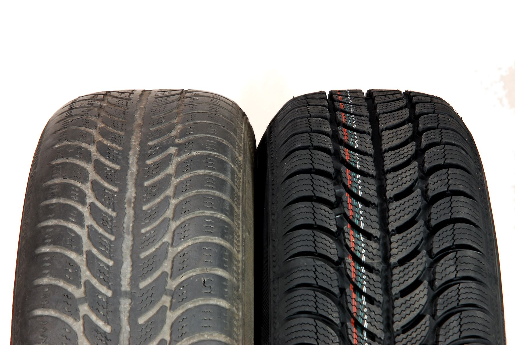 Even Half Worn Tires May Riskier Than you Think!